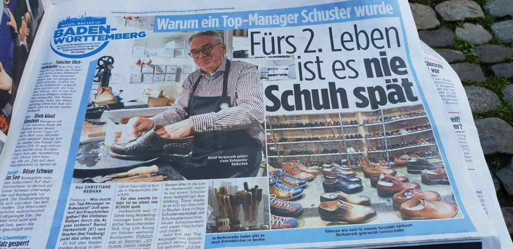 Classic Shoes in BILD
