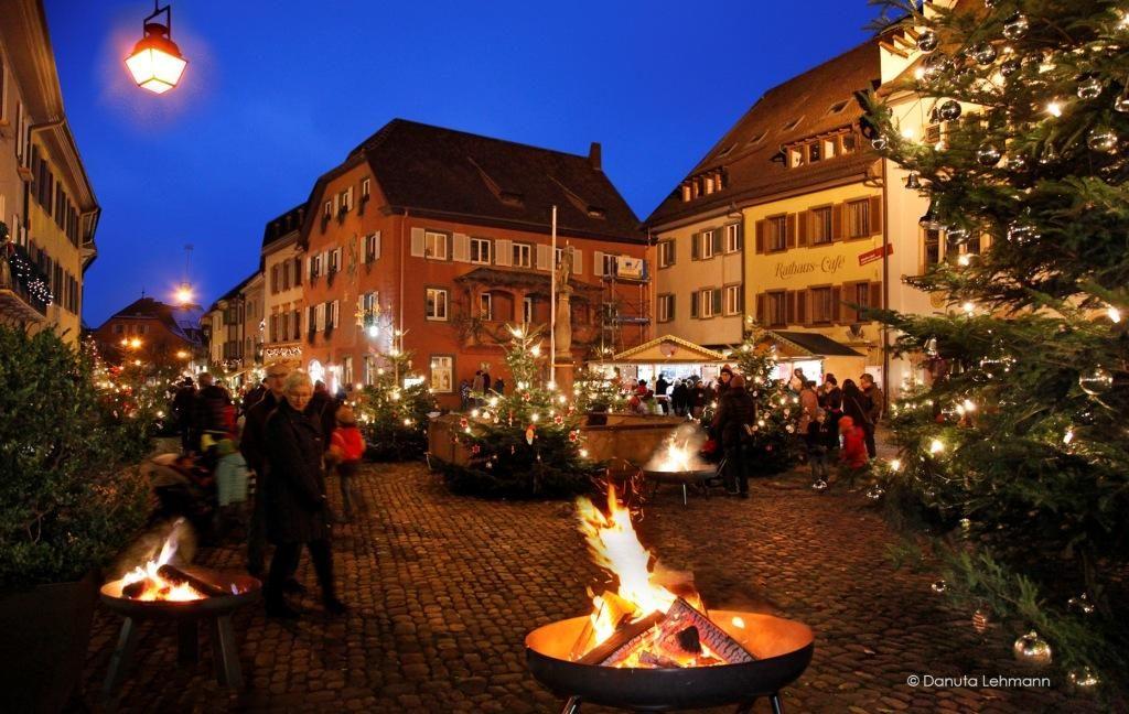 14. & 15. Dezember - Willkommen zur Staufener Lichternacht.