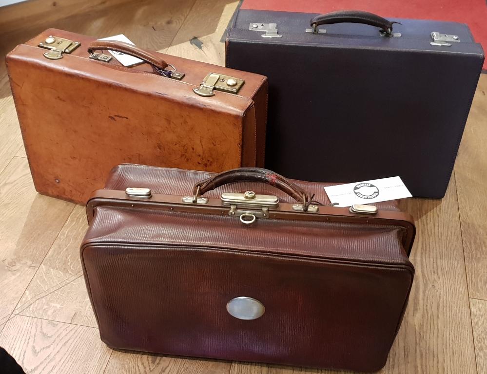 Reise-Gepäck mit Geschichte.