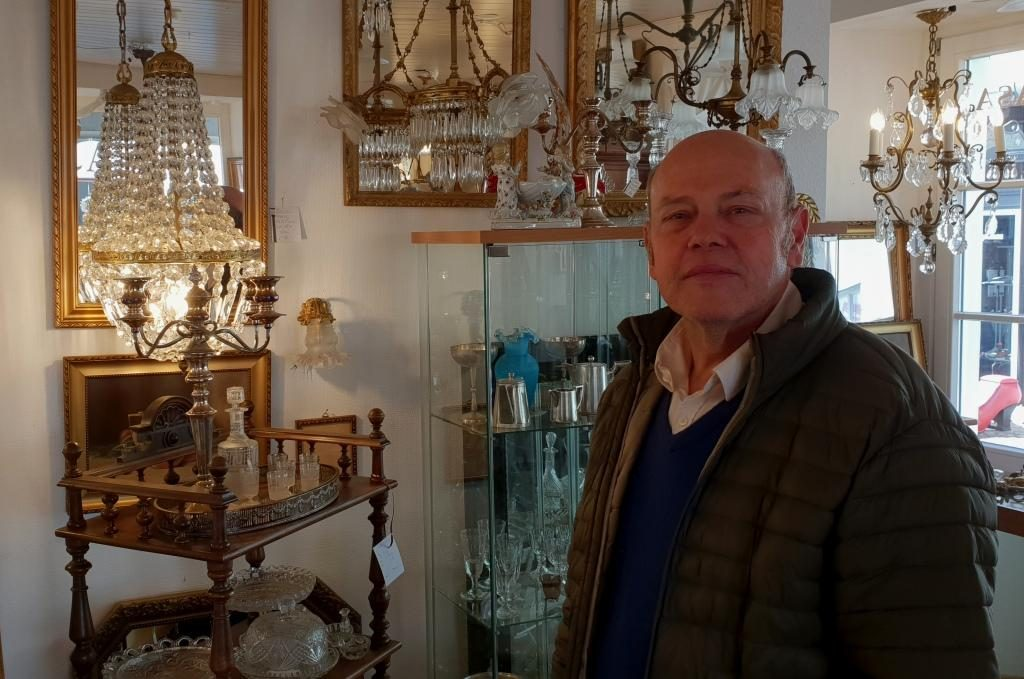 Staufen's Feine Adressen: CASA Antik und Kunstgewerbe, Kirchstrasse 4