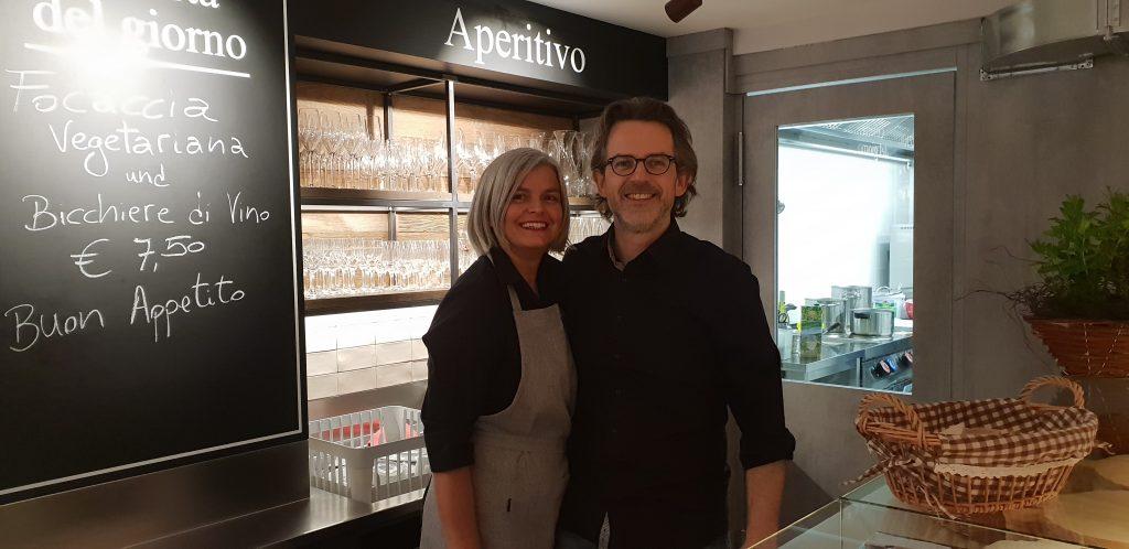 Staufens Feine Adressen: Al Dente - Neuer Gastro-Tip auf der Hauptstrasse: .