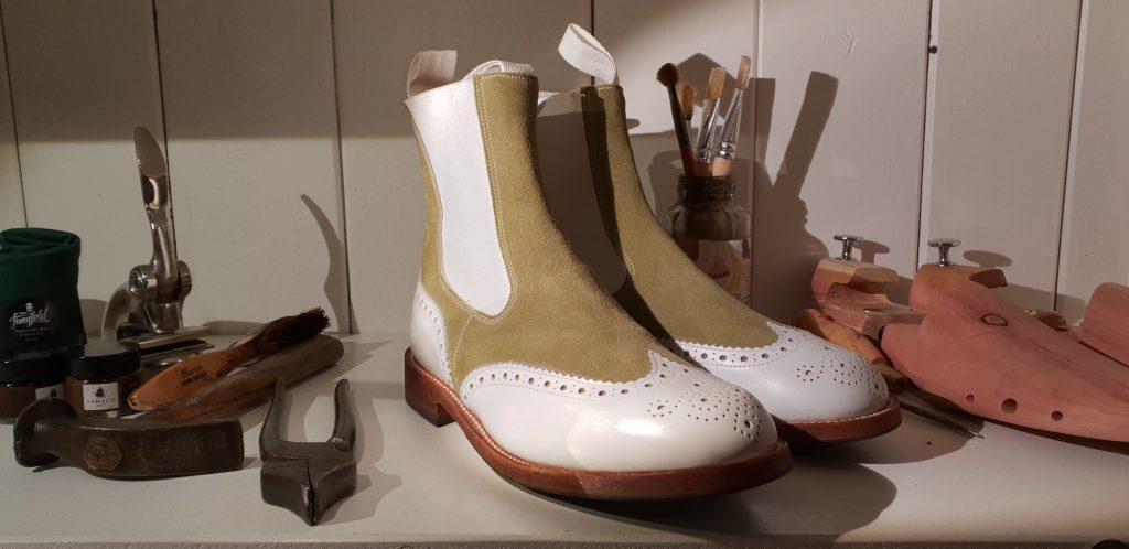 Damen: Tricker's, Chelsea Boots, 5,5/38,5
