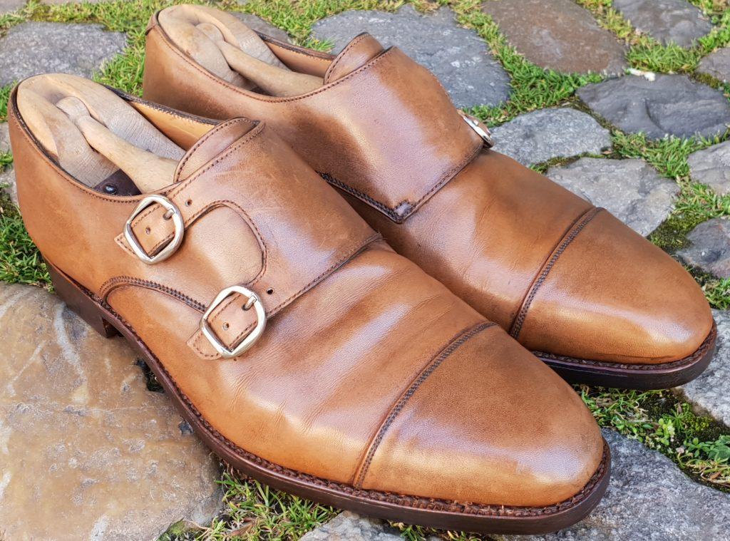 """""""Eine Patina bei Schuhen ist nur schön, wenn sie mit der Zeit enstanden ist."""""""