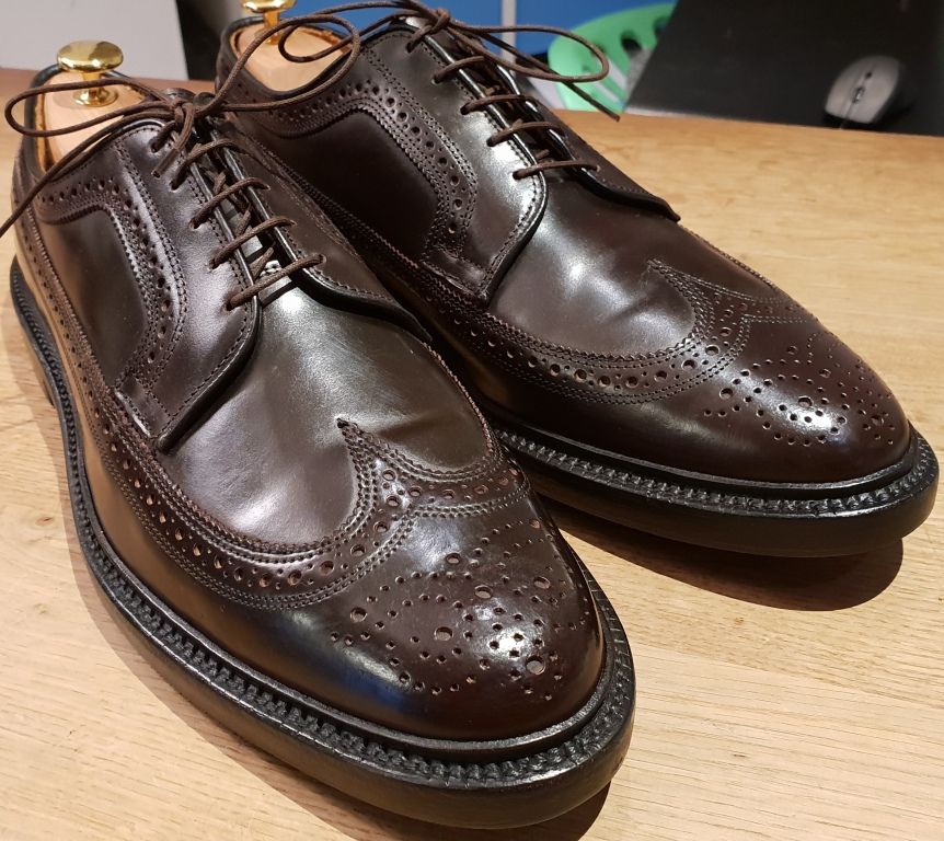 Herrenschuhe: Allen Edmonds, 10,5/44,5