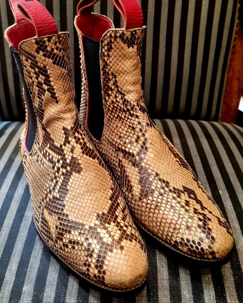 Damenschuhe:Dieter Kuckelkorn, Chelsea Boots, 5,5/38,5
