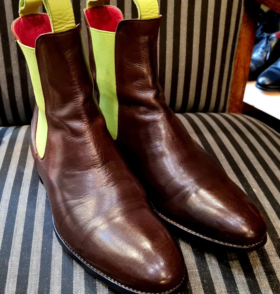 Damenschuhe: Dieter Kuckelkorn, Chelsea Boots, 5,5/38,5
