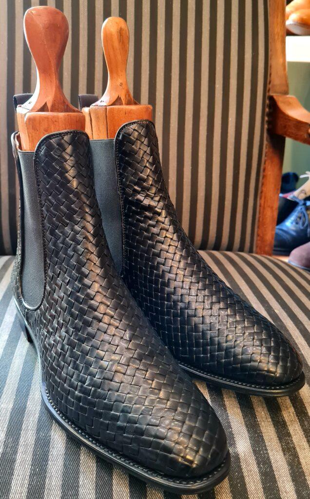 Damenschuhe: Carmina, Chelsea Boots, 6,5/39,5